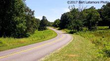 071117 MP 115 Explore Park entrance road